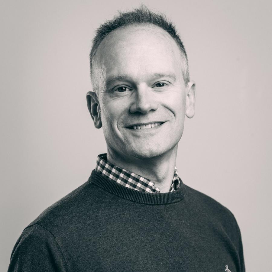 Mark Ellerker team photo