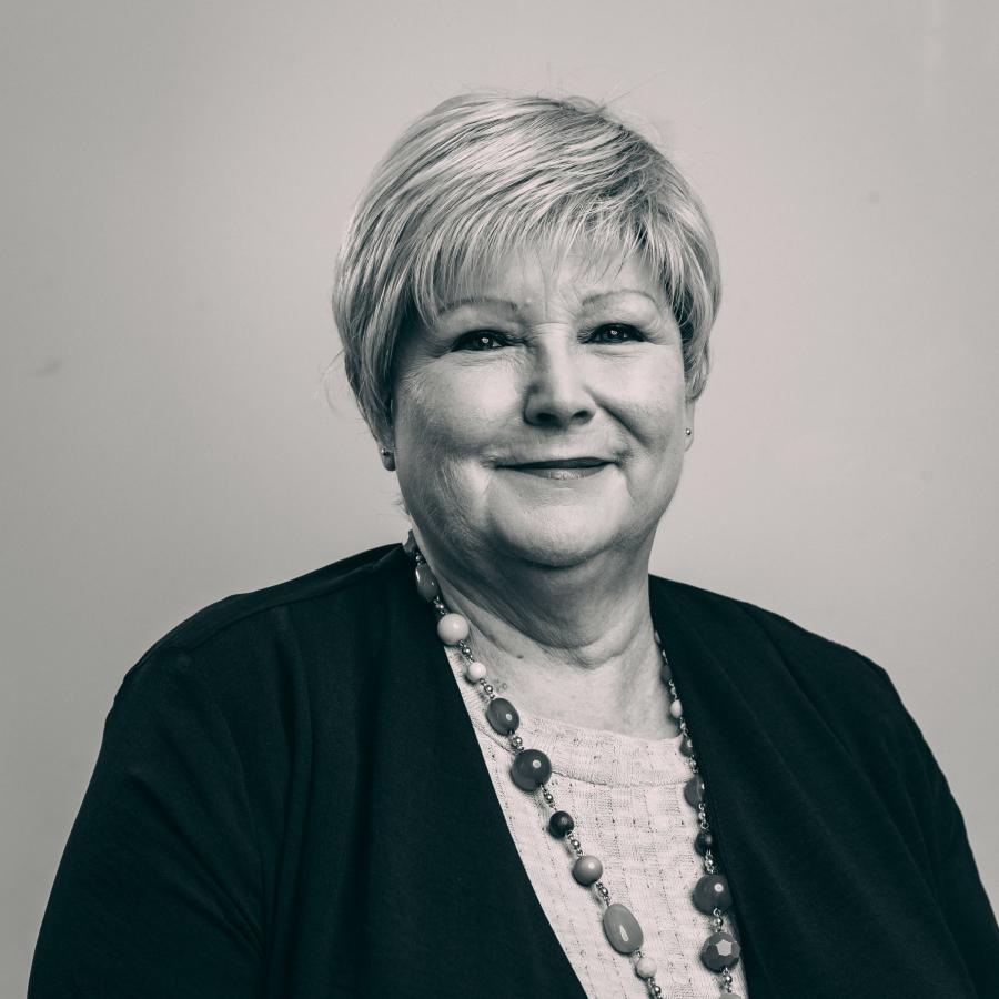 Julie Wassell team photo