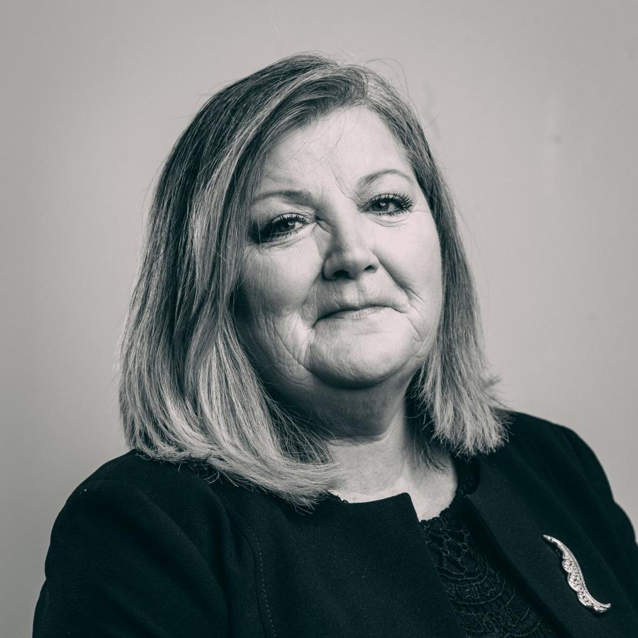 Alison Ramsey team photo